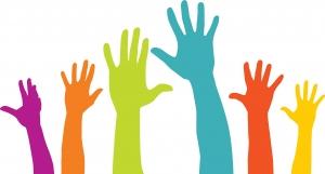 freiwillige volunteers