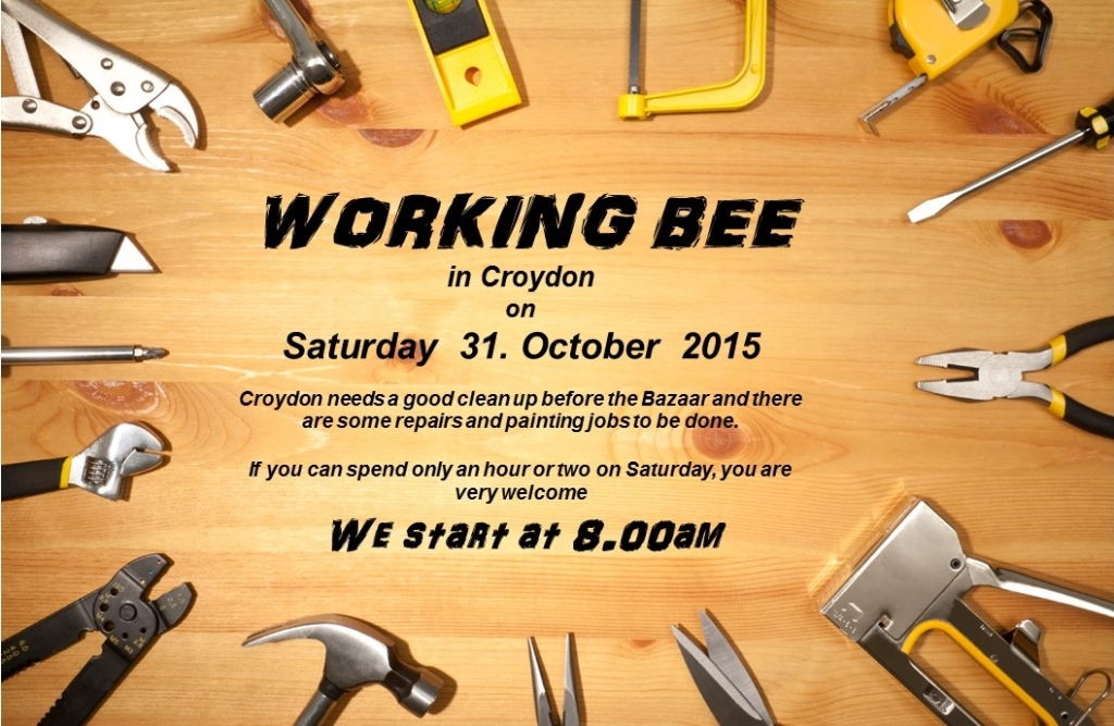 working bee croydon