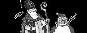 Nikolaus-origenalFaelschung_sw